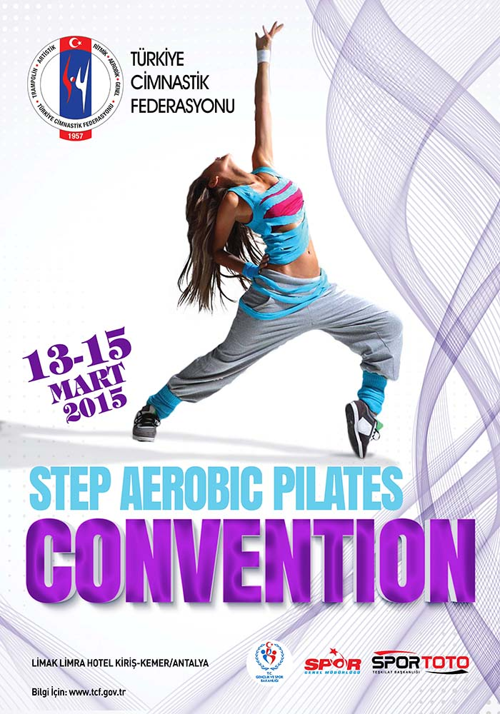 Step - Aerobik / Pilates Convention (13 - 15 Mart 2015 / Antalya)